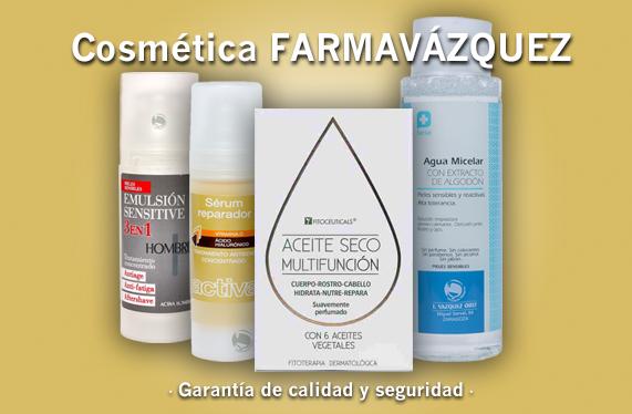 Cosmética Farmavázquez2