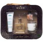 NUXE COFRE RELAX y SENSUALIDAD: Aceite prodigiuse + Miniatura + Crema + Vela