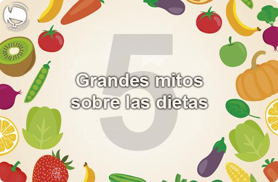 mitos dietas