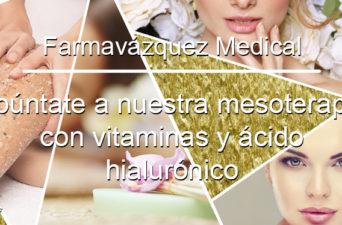 fv medical mesoterapia vitaminas