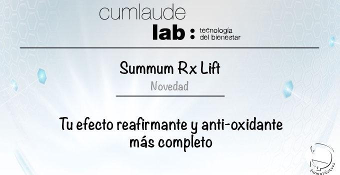 summum rx lift