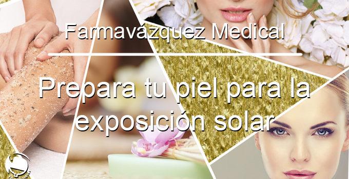 fv medical exposición solar