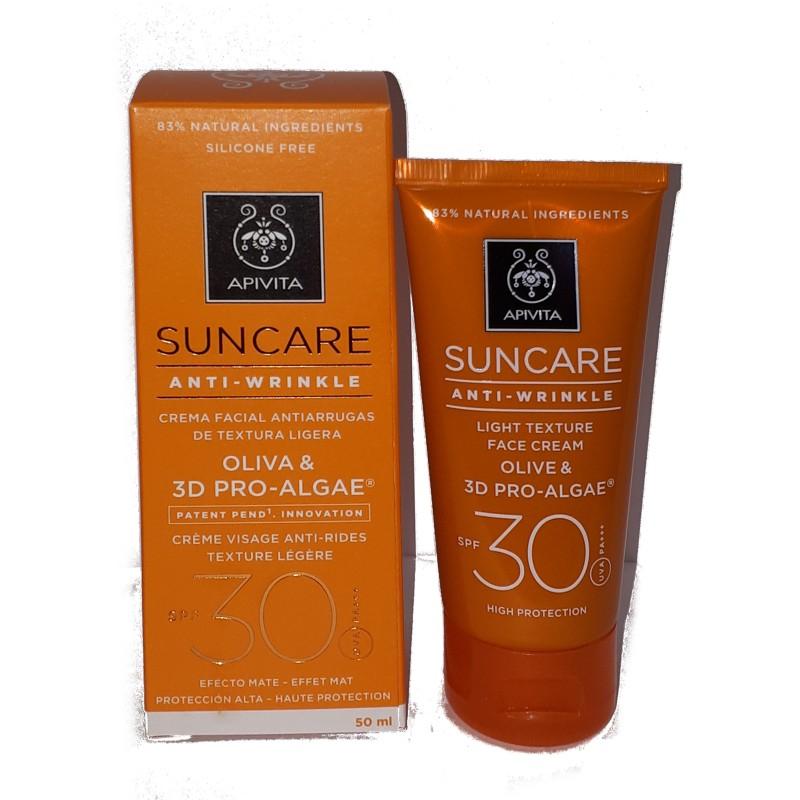 apivita-suncare-crema-facial-spf30-antiarrugas-50-ml