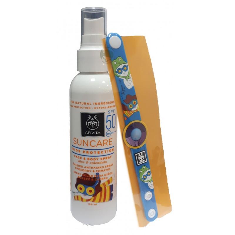apivita-suncare-kids-spray-spf50-150-ml-regalo-pulsera